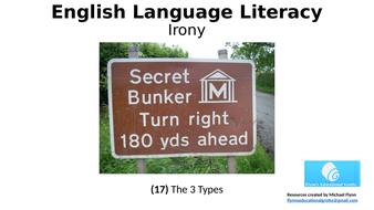 Literacy--Irony.pptx