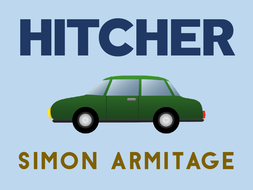 Hitcher: Simon Armitage