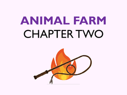 Animal Farm: Chapter 2