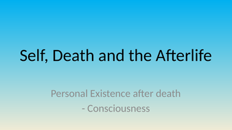 Personal-Existence-after-death.pptx