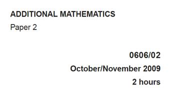 IGCSE-0606_November-2009_QP2_Question-Paper.pptx