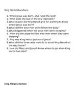 Christmas Story - King Herod  - Nativity story