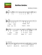 Buffalo-Soldier---Melody-and-Lyrics.pdf