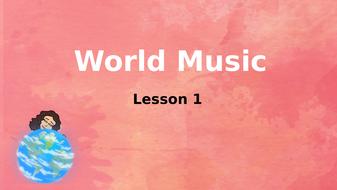 World Music KS3 PowerPoint