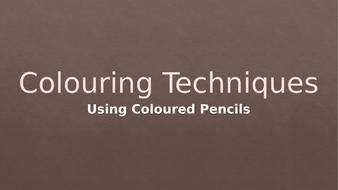 Colouring Techniques