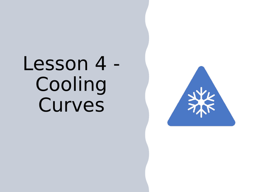 KS3 Science | 3.5.1 Particle model - Lesson 3 - Changing state FULL LESSON Includes: * lesson powerp