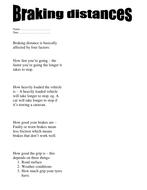 Keyword worksheet by pablo21 - Teaching Resources - Tes