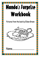 Handa's Surprise Workbook