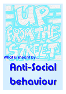 What is meant by Anti-Social Behaviour