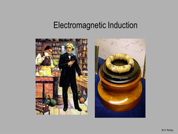 electromagnetic induction powerpoint