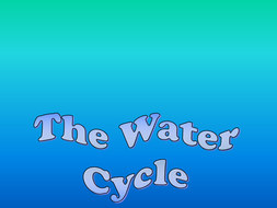 The water cycle presentation for iwb by bevevans22 teaching thewatercycleppt ibookread ePUb