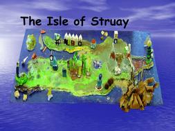 Island Life - Struay Displays