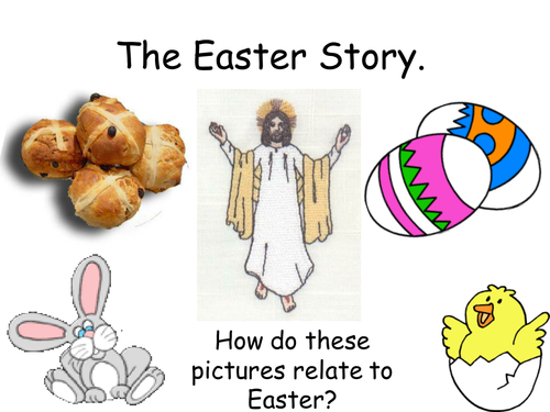 Easy Preschool Christian Easter Crafts
