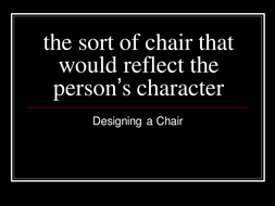 types_of_chairs.ppt