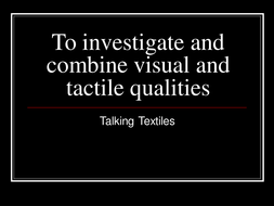 3._To_investigate_and_combine_visual_qualities.ppt