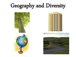 Geography and Diversity- Urban and Rural Britain