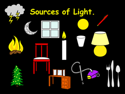 Examples Of Sources Of Natural Light