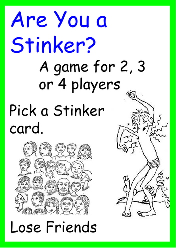Collaborative Teaching Resources : Are you a stinker by collaborative teaching resources tes