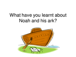 Noah S Ark Quiz By Must Be Crazy Teaching Resources Tes