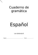 Spanish Grammar Notebook - Cuaderno de Gramática