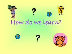 How do we learn.ppt