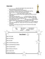 Oscar facts 2009.doc
