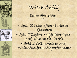 Witch Child by Ceelia Rees:
