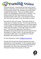Transition project - teacher notes.doc