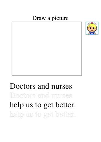 Writing helper us