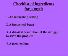ingredients_for_a_myth.ppt