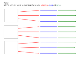 frame for adject nouns verbs.doc