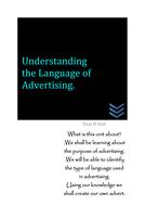 Understanding  Adverts: Persuasive Language