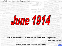 July-August 1914.ppt