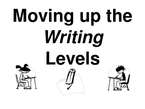 How to move up in reading/writing levels by itsmehere