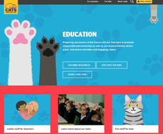 Cats Protection Primary School Resources