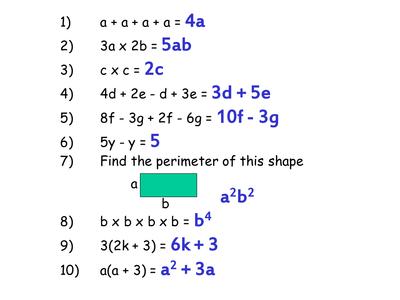 algebra worksheet new 727 algebra worksheets ks3 with answers. Black Bedroom Furniture Sets. Home Design Ideas