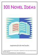 101 Novel Ideas: Inspiration for the tired teacher