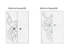 Image Width   Height   Version on reflective drawing line of symmetry reflection 6032687