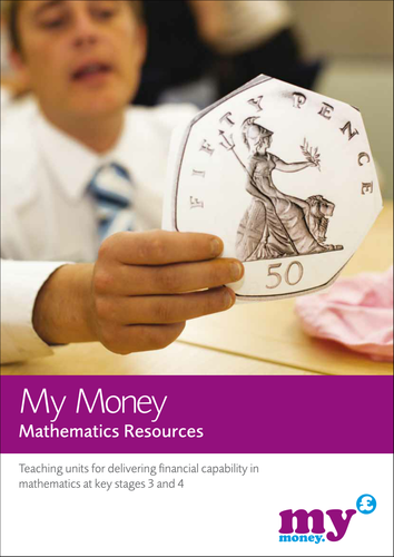 my money maths resources by pfeg teaching resources tes. Black Bedroom Furniture Sets. Home Design Ideas