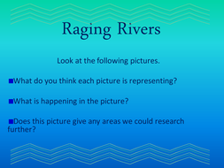 Raging Rivers PowerPoint