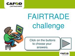 Primary Fairtrade Quiz