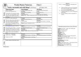 numeracy week 6.doc