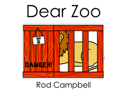 dear zoo iwb book by ibuzzybea teaching resources tes