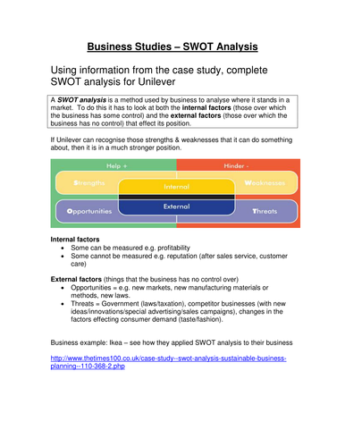 SWOT Analysis Examples   Bplans Expository essay examples for college students