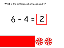 Find the difference numbers to 10