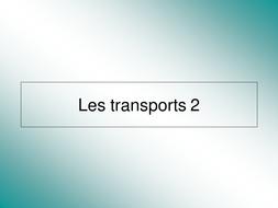 Les transports 2 JCo.ppt