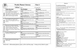 Literacy week 2.doc