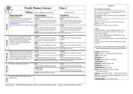 Literacy week 5.doc