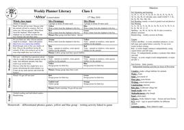 Literacy week 6.doc