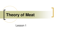 Meat.ppt